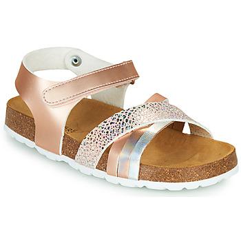 Schuhe Mädchen Sandalen / Sandaletten André CARAIBE Rose