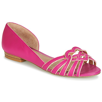 Schuhe Damen Ballerinas André CHRISTIE Rose