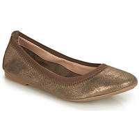 Schuhe Damen Ballerinas André CARLARA Bronze