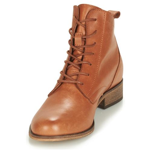 André GODILLOT Camel    Schuhe Boots Damen 3de271