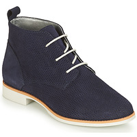 Schuhe Damen Boots André SIROCCO Blau