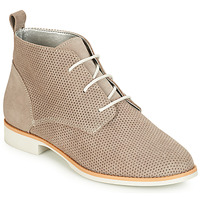 Schuhe Damen Boots André SIROCCO Maulwurf