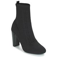 Schuhe Damen Low Boots André ARIANA Schwarz
