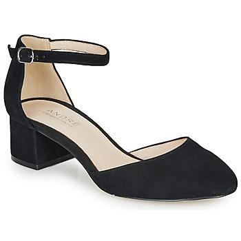 Schuhe Damen Pumps André CILLY Schwarz