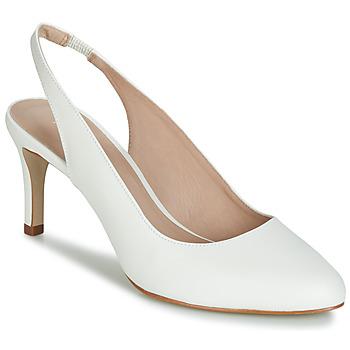 Schuhe Damen Pumps André CASINO Weiss