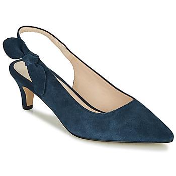 Schuhe Damen Pumps André CLARIA Blau