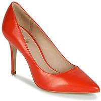 Schuhe Damen Pumps André CONQUETTE Rot