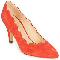Schuhe Damen Pumps André SAPHIR Rot