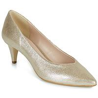 Schuhe Damen Pumps André FREEDOM Gold