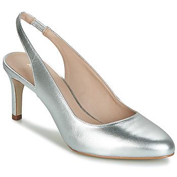 Schuhe Damen Pumps André CASINO Silbern