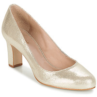 Schuhe Damen Pumps André CINTIA Gold