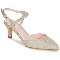 Schuhe Damen Sandalen / Sandaletten André COLIBRI Gold