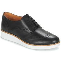Schuhe Damen Derby-Schuhe André CAROU Schwarz