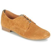Schuhe Damen Derby-Schuhe André CAMARADE Cognac