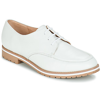 Schuhe Damen Derby-Schuhe André CHARLELIE Weiss