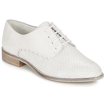 Schuhe Damen Derby-Schuhe André SENTIMENTAL Weiss
