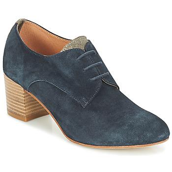 Schuhe Damen Derby-Schuhe André CORI Blau