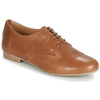 Schuhe Damen Derby-Schuhe André COMPLICITY Camel