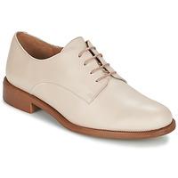 Schuhe Damen Derby-Schuhe André LOUKOUM Beige