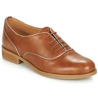 Schuhe Damen Derby-Schuhe André CHOMINE Camel