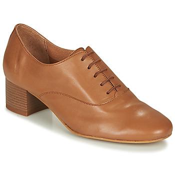 Schuhe Damen Derby-Schuhe André CASSIDY Camel