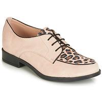 Schuhe Damen Derby-Schuhe André CAPVERT Leopard