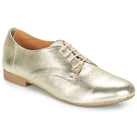 Schuhe Damen Derby-Schuhe André COMPLICITY Gold