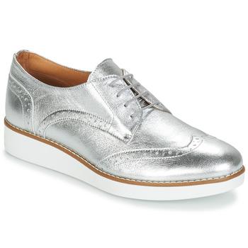 Schuhe Damen Derby-Schuhe André CAROU Silbern