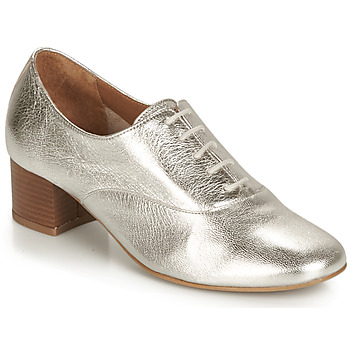 Schuhe Damen Derby-Schuhe André CASSIDY Silbern