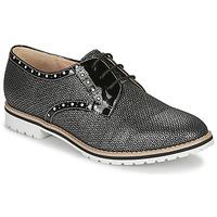 Schuhe Damen Derby-Schuhe André DERIVEUR  silber
