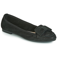 Schuhe Damen Slipper André CELIA Schwarz