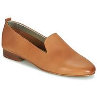 Schuhe Damen Slipper André ROMANS Camel