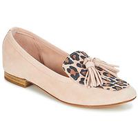 Schuhe Damen Slipper André CONGO Rose