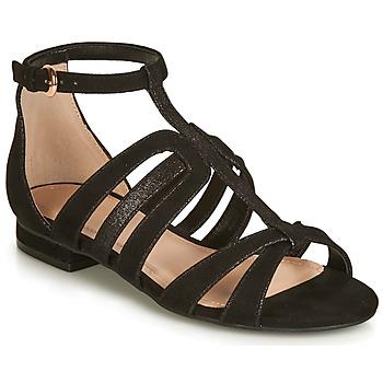 Schuhe Damen Sandalen / Sandaletten André CHYPRIUS Schwarz