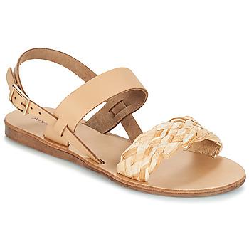 Schuhe Damen Sandalen / Sandaletten André RAMATUELLA Beige