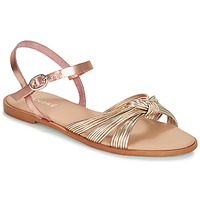 Schuhe Damen Sandalen / Sandaletten André SOFIA Gold