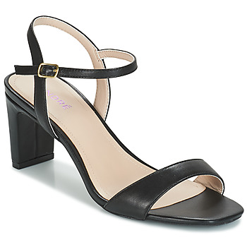 Schuhe Damen Sandalen / Sandaletten André CIGALE Schwarz