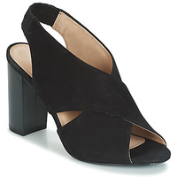 Schuhe Damen Sandalen / Sandaletten André SANTIE Schwarz