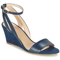 Schuhe Damen Sandalen / Sandaletten André SONATE Blau