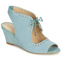 Schuhe Damen Sandalen / Sandaletten André SCOOP Blau