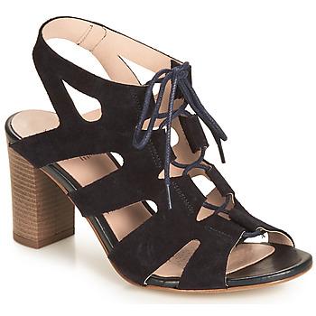 Schuhe Damen Sandalen / Sandaletten André ROMANESQUE Marine