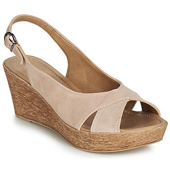 Schuhe Damen Sandalen / Sandaletten André DESTINY Rose