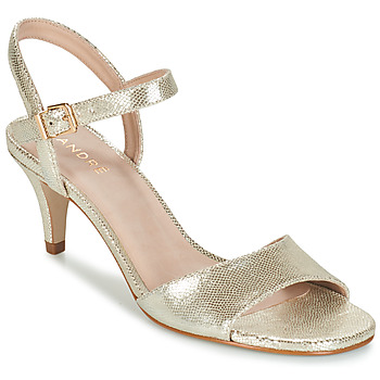 Schuhe Damen Sandalen / Sandaletten André CELLY Gold