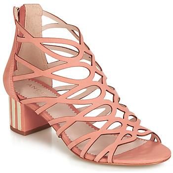 Schuhe Damen Sandalen / Sandaletten André Studio LA RAFFINEE Rose