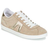 Schuhe Damen Sneaker Low André SPRINTER Beige