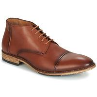 Schuhe Herren Boots André MADO Braun