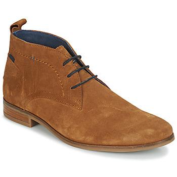 Schuhe Herren Boots André NEVERS Camel