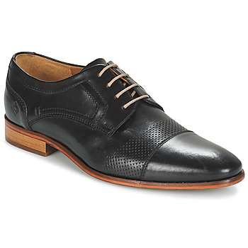 Schuhe Herren Derby-Schuhe André LIVING Schwarz