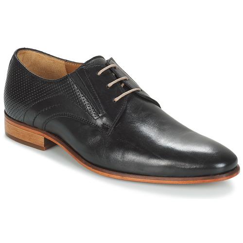 André LIGURIA Schwarz - Kostenloser Versand       - Schuhe Derby-Schuhe Herren 75,99