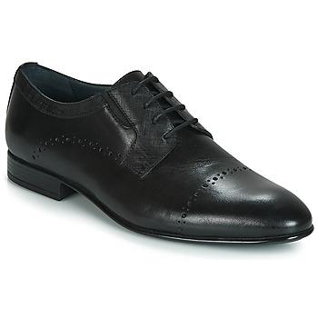 Schuhe Herren Derby-Schuhe André STANDING Schwarz
